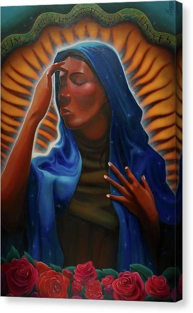 Santa Maria Canvas Print