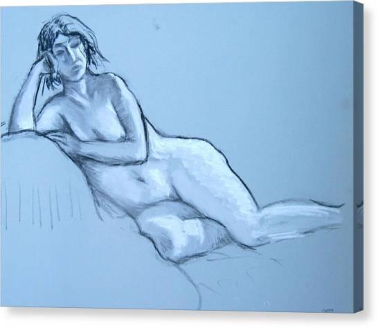 Sara Anne Canvas Print