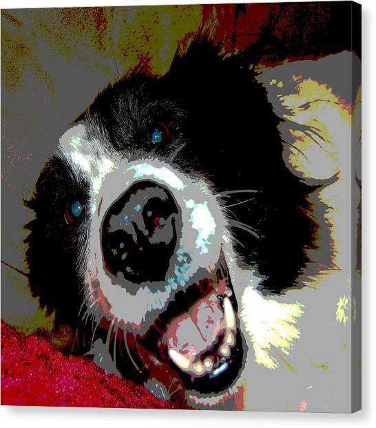 Canvas Print - Sassy by Audrey Venute
