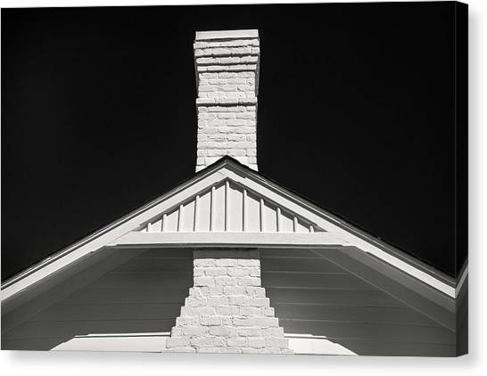 Savannah Chimney Canvas Print