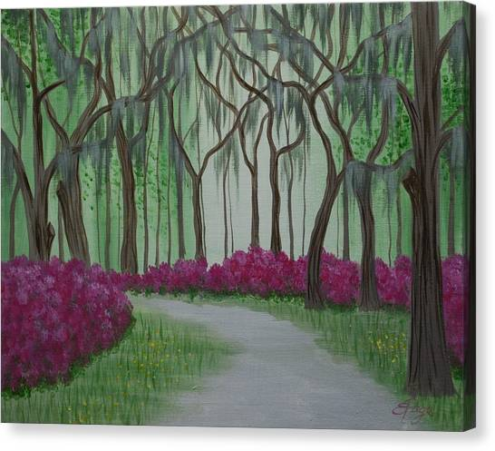 Savannah Spring Canvas Print