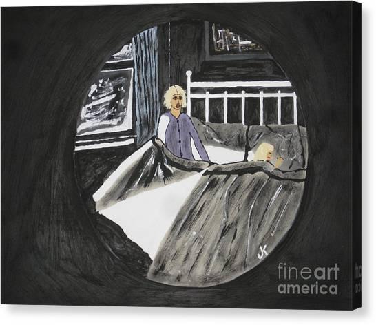 Canvas Print - Scary Dreams by Jeffrey Koss