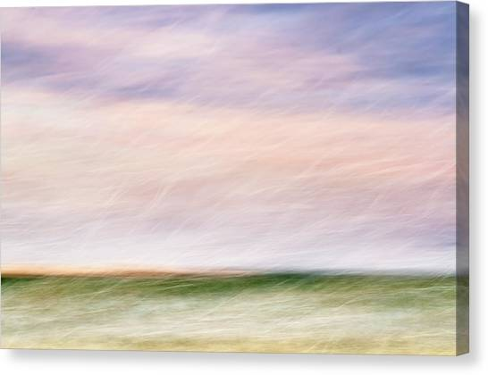 Scent Of Spring Canvas Print
