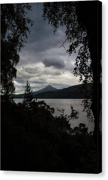Canvas Print - Schiehallion by Jo Jackson