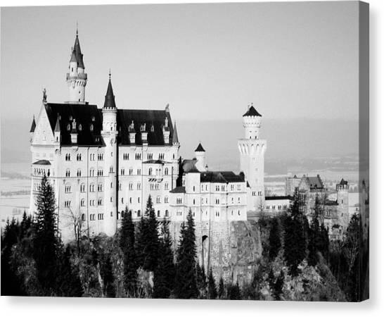 Schloss Neuschwanstein  Canvas Print