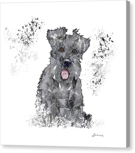 I Have Just Met You, And I Love You Canvas Print