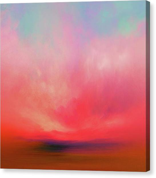 Sublime Canvas Print - Scorch by Lonnie Christopher