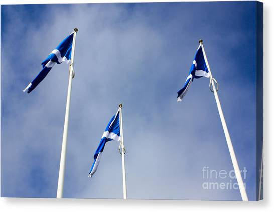 Scotland Canvas Print - Scotland by Smart Aviation