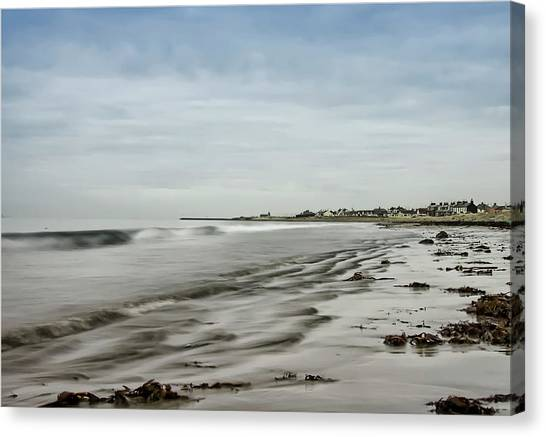 Scottish Coast Canvas Print by Sam Smith