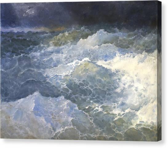 Sea 3 Canvas Print