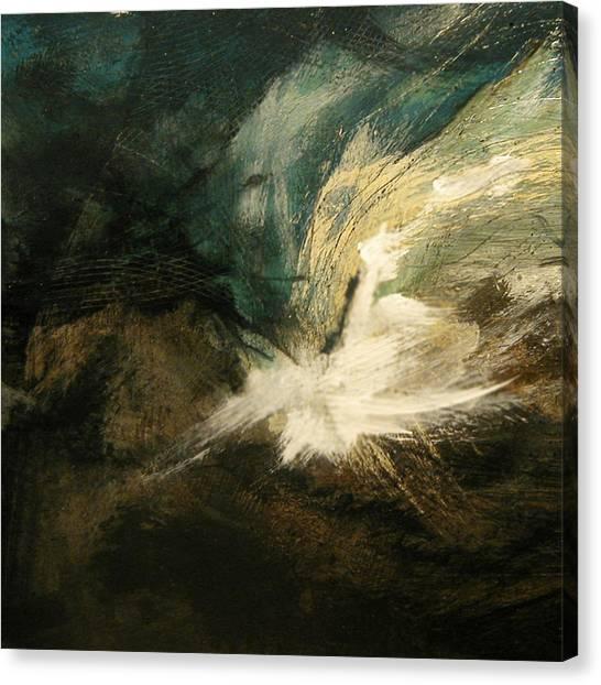 Sea Fugue 2 Canvas Print by    Michaelalonzo   Kominsky