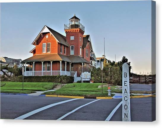 Sea Girt Light Station Canvas Print