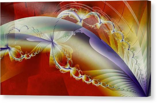 Sea Gypsy Canvas Print by Dan Turner
