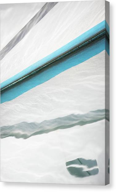 Sea Kissed Canvas Print