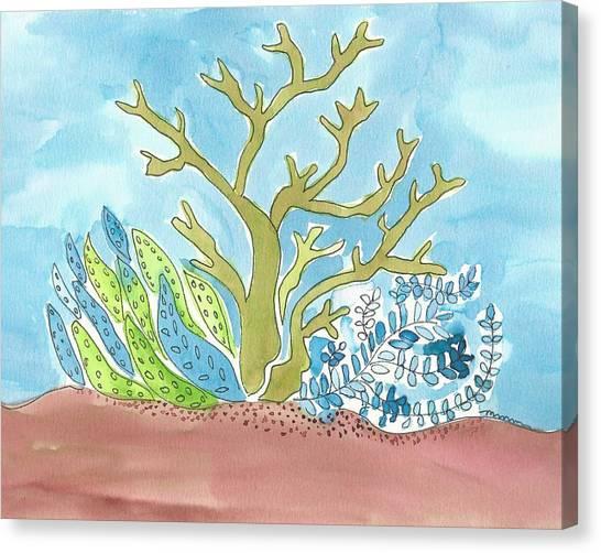 Sea Life I Canvas Print
