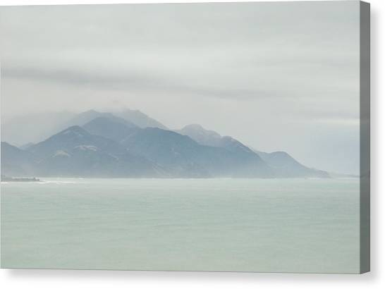 Sea Mist Canvas Print