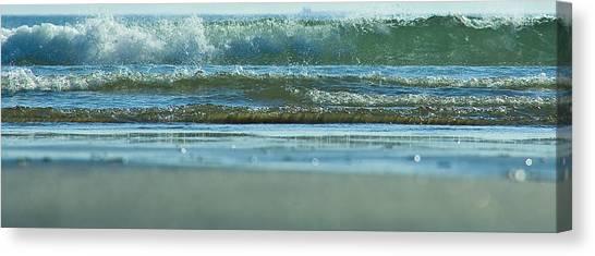 It Professional Canvas Print - Sea Power by Aleck Rich Seddon