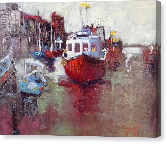 Sea Worthy Canvas Print