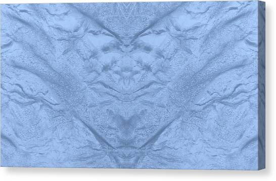 Seabed Canvas Print