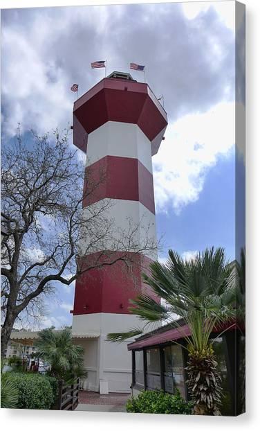 Seapines Lighthouse Canvas Print