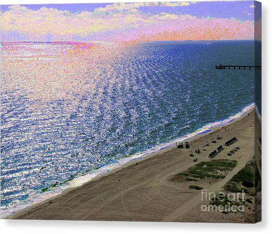 Seascape 1006 Canvas Print
