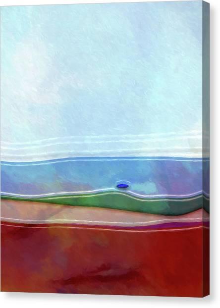 Imagination Canvas Print - Seascape Artwork by Lutz Baar