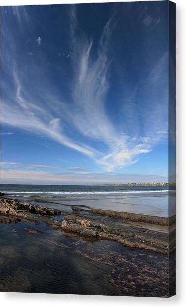 Seascape Ireland Canvas Print by Pierre Leclerc Photography