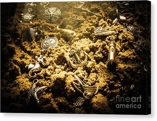 Starfish Canvas Print - Seaside Of Creative Charms by Jorgo Photography - Wall Art Gallery