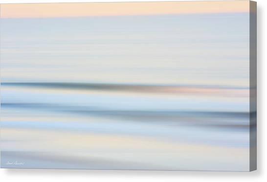 Seaside Waves  Canvas Print