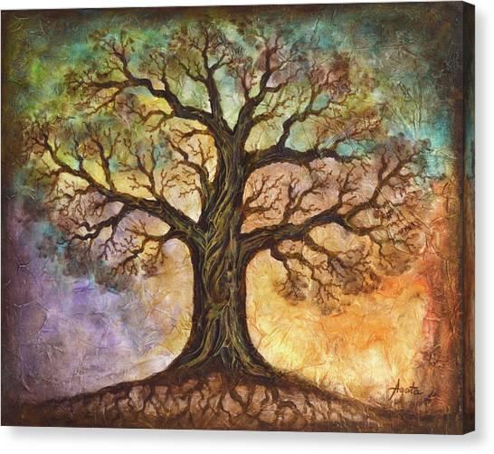 Seasons Of Life Canvas Print