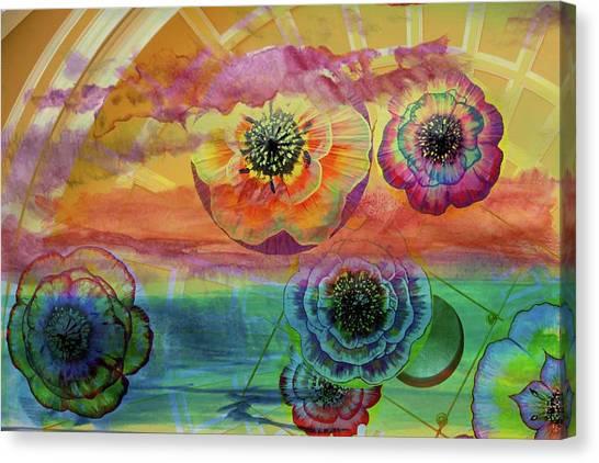 Nevada Canvas Print - Seasons Past by Az Jackson