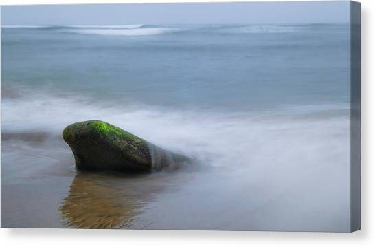 Ocean Sunsets Canvas Print - Seastone by Joseph Smith