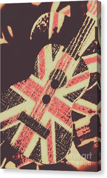 Punk Canvas Print - Second British Invasion by Jorgo Photography - Wall Art Gallery