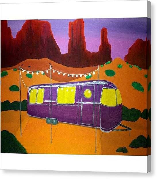 University Canvas Print - Sedona by Karyn Robinson