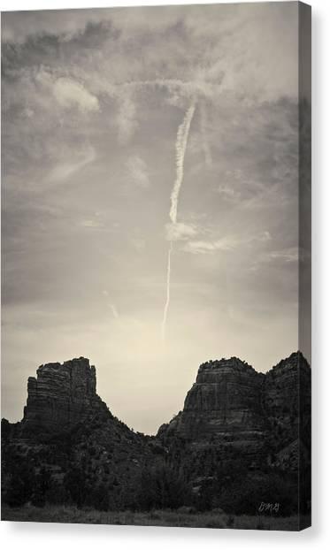 Sedona Landscape No. 4 Canvas Print by Davie Gordon