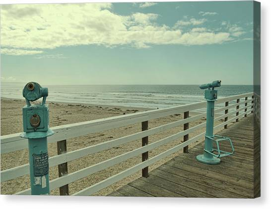 See Coast Canvas Print by JAMART Photography