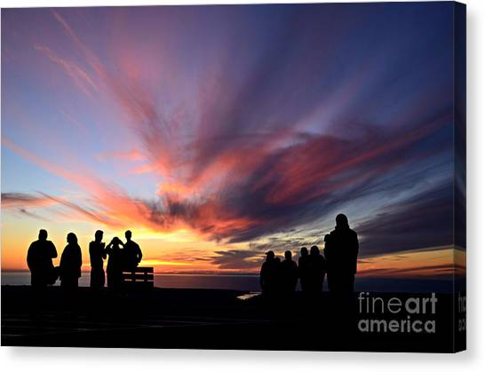 See How Precious People Are Canvas Print
