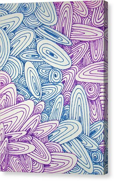 See Study Twenty Canvas Print by Ana Villaronga