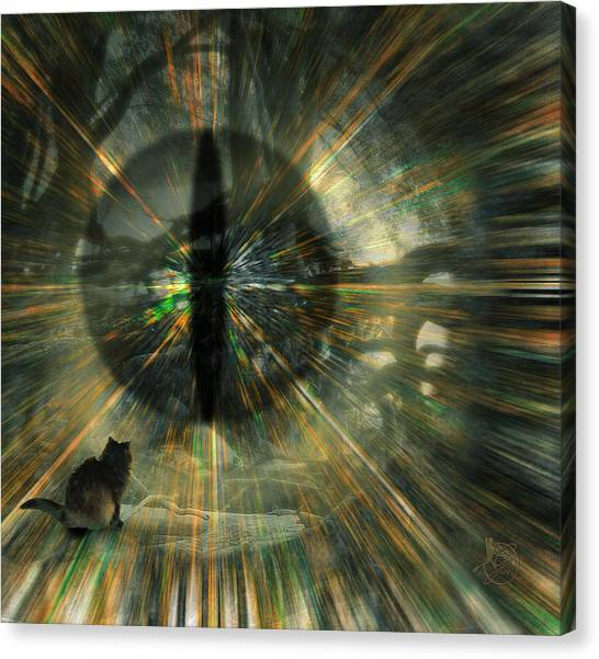 See What I See Canvas Print by Gae Helton