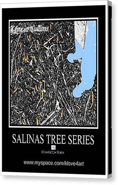 Seeds Of Change Canvas Print