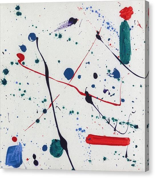 Seeds Of Miro Canvas Print