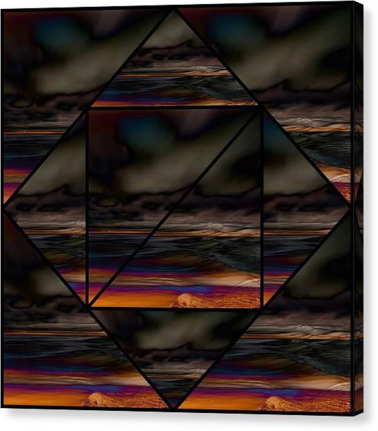 Seesee Canvas Print