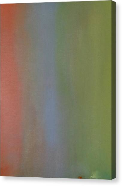 Sehnsucht One Canvas Print