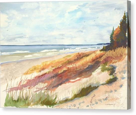 Selah Canvas Print by Sandra Strohschein