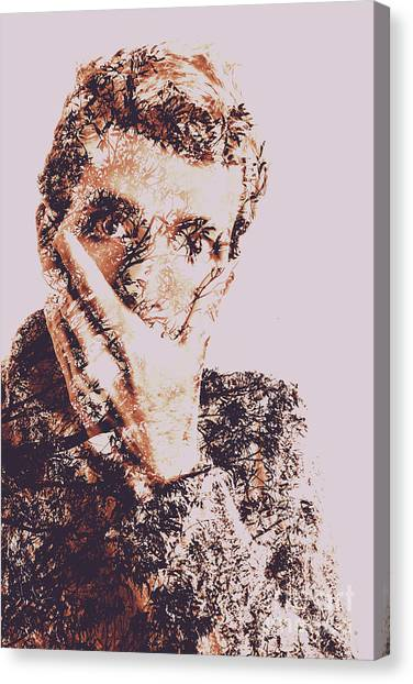 Mouth Canvas Print - Self Censorship Is The New Speak No Evil by Jorgo Photography - Wall Art Gallery