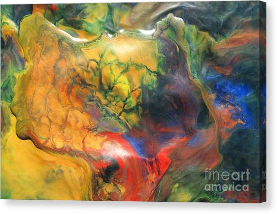 Self Discovery Canvas Print