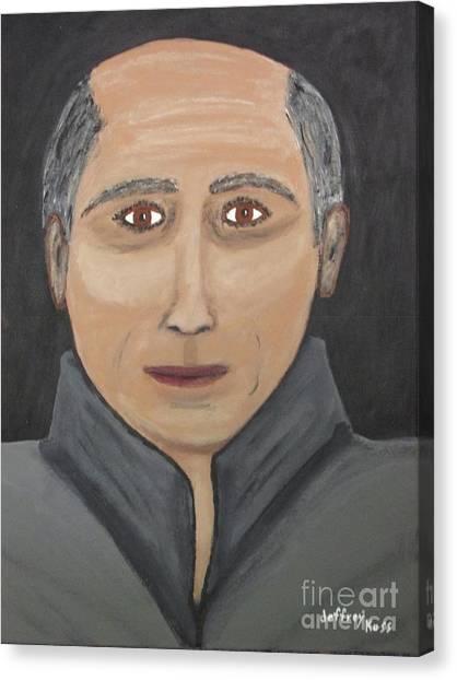 Canvas Print - Self by Jeffrey Koss