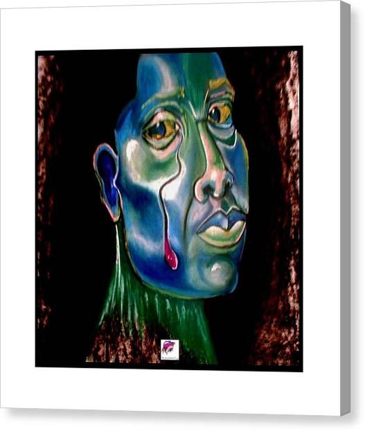 Self Portrait 1998 Canvas Print