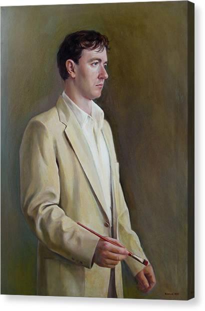 Self-portrait 1998 Canvas Print
