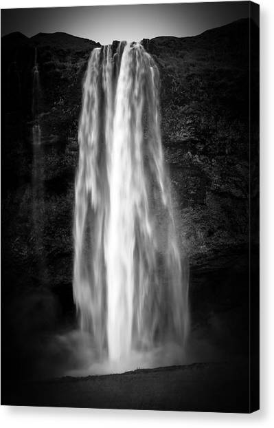 Seljalendsfoss Canvas Print
